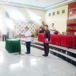 Bupati JWS lantik 62 orang BPD di 12 Kecamatan,  JWS : Harus profesional dan tidak memaanfaatkan situasi