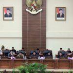 DPRD Sulut Gelar Rapat Paripurna Perdana di Tahun 2018