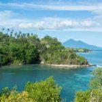 Maleokoki Kembaran Pantai Jiko di Minut