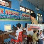 499 siswa SMK I Negeri Airmadidi terima beasiswa