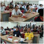 Hari pertama Paslon IvanSa-CNR dan ROR -RD ikut tahapan pemeriksaan kesehatandi RSUD Kandouw