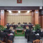 Ketua DPRD Miky Wenur Pimpin Rapat Paripurna Perda Tibum
