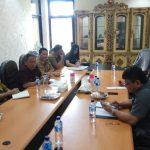 Komisi I Dekot Tomohon hearing BKPPD terkait penerimaan CPNS dan Status K2