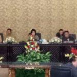 DPRD Tomohon Gelar Paripurna Ranperda Pemberian Insentif dan Pemberian Kemudahan Penanaman Modal Kota Tomohon