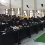 DPRD Tomohon Gelar Paripurna Ranperda Penyertaan Modal kepada Bank Sulutgo