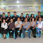Ketua DPRD Tomohon Miky Wenur Jadi Narasumber Dialog Forum Pemuda Lintas Agama