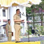 Pimpin apel Perdana, Wali Kota tegaskan tahun 2018 tahun kinerja