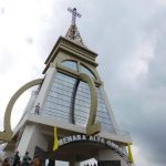 Menara Alfa Omega, Landmark Baru Kota Tomohon Diresmikan