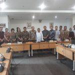 DPRD Tomohon Kunker Ke DPRD Provinsi DKI