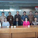DPRD Tomohon Kunjungi Biro Hukum Pemprov DKI