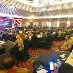 Bupati JWS Hadiri Rakornas Persiapan Pilkada Serentak 2018