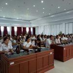 Mangala : Tenaga Lepas dilingkup Pemkab Minahasa harus disiplin dan berkontribusi