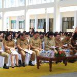 Pemerintah Kota Tomohon Gelar Ibadah Perdana Bersama Tahun 2018