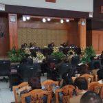 DPRD Kota Tomohon gelar Paripurna Pengajuan Ranperda Penyertaan Modal pada Bank Sulutgo