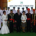 Miky Wenur pimpin Paripurna Istimewa HUT ke-15 Kota Tomohon