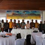 Pemerintah Kota Tomohon Gelar Konsultasi Publik Penyempurnaan Rancangan Awal RKPD 2019