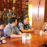 Wali Kota Tomohon hadiri RUPS PT Bank Sulutgo