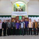 Walikota Jimmy Eman hadiri Pertemuan Awal Tahun Pelayanan PKB Rayon Tomohon dan Minahasa