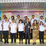 Lembaga Perlindungan Anak (LPA) Kota Tomohon 2018-2023 dilantik