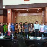 DPRD Kabupaten Pringsewu Belajar Sistem Pengelolaan Retribusi Pasar Dan Pemberdayaan Masyarakat Di Tomohon