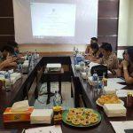 Pansus Propemperda DPRD Kota Tomohon Konsultasi Ke Kanwil Kemenkumham Sulut