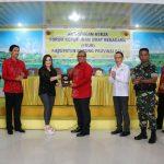 Pemkot Tomohon Terima Kunjungan FKUB Kabupaten Badung Bali