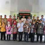 Wali Kota Eman Minta KPK Dampingi Pemkot Tomohon Dalam Pengelolaan Keuangan Daerah