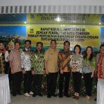 Wenur Bersama Walikota Tomohon Terima Kunjungan DPD-RI Terkait UU Perlindungan Pasien