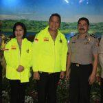 Ketua Dekot Tomohon Terima Kunjungan Mahasiswa PTIK Dalam Rangka PPM