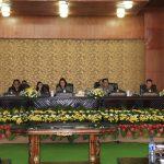 Ketua DPRD Miky Wenur Pimpin Paripurna Ranperda Penyertaan Modal Pada PDAM