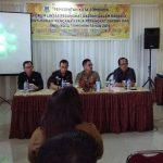 Komisi II DPRD Tomohon Hadiri Forum Lintas Perangkat Daerah, Penyusunan RKPD