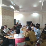 Pansus Ranperda P2KPK-PK Gelar Rapat Lanjutan Dengan instansi Terkait