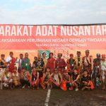 Dalam Rangka Rakernas AMAN ke V, Ratusan Tokoh Adat se-Nusantara Tiba di SULUT