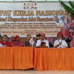 Gubernur OD minta AMAN menjadi motor pengerak melestarikan Adat budaya Nusantara