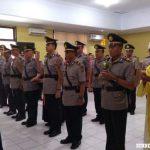 Pattiwael Sertijab 7 Pejabat Utama Polres Minut