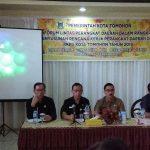 Pemkot Tomohon Gelar Forum Lintas Perangkat Daerah, Susun RKPD 2019