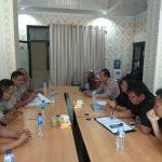 Komisi I DPRD Tomohon Hearing BPN Kota Tomohon Bahas PTSL