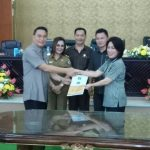 Ketua Dewan Miky Wenur Pimpin Paripurna Pengajuan Dua Ranperda