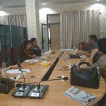 Bahas Finalisasi Ranperda Propemperda Kota Tomohon, Pansus Gelar Rapat Internal