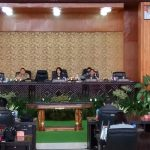 Empat Fraksi DPRD Tomohon Sepakat Ranperda Penyertaan Modal Pada PDAM Kota Tomohon, Diterima Dan Dibahas Lebih Lanjut