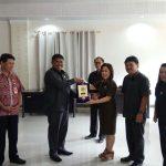 DPRD Tomohon Terima Kunker Dari DPRD Kabupaten Humbang Hasundutan Sumut