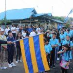 Wali Kota Eman Lepas Peserta Jalan Sehat HUT Ke-11 Jemaat Anugerah Paslaten
