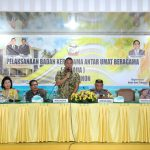 Gelar Pelaksanaan BKSAUA, Tomohon Deklarasikan Kampanye Anti HOAX