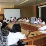 Matangkan Persiapan Kota Layak Anak, Pemkot Tomohon Rapat Evaluasi Gugus Tugas