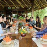 Tomohon Gelar Pertemuan Dengan Delegasi CAFE Terkait Keikutsertaan Di International Horticulture Goyang Korea 2018