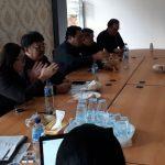Komisi II Dekot Tomohon HearingDinas PertanianTerkait Pengembangan Tanaman Organik