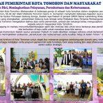 Perayaan Paskah Pemerintah Kota Tomohon Dan Masyarakat