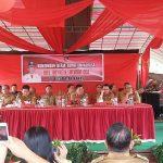 Kunker di Kakas.    Bupati Mewoh : Program di Desa harus benar-benar di nikmati masyarakat