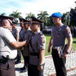 Pejabat Utama Polres Minut Diserahterimakan