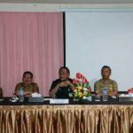 Sekot Lolowang Buka Fasilitasi Pendampingan Penyusunan LKIP 2017